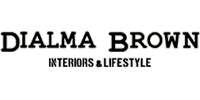 Logo Dialma Brown Interiors & Lifestyle